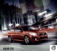 Volvo C30 Brochure
