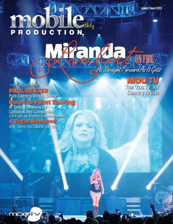 volume 5 issue 6 2012 - Mobile Production Pro