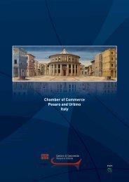 Chamber of Commerce Pesaro and Urbino italy - Camera di ...