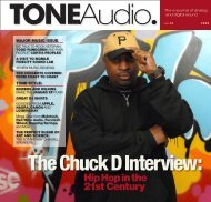 Major Versatility - TONEAudio MAGAZINE