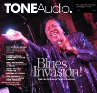Standard Resolution Version 59MB - TONEAudio MAGAZINE