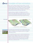 Addressing practitioners - European Centre for River Restoration - Page 7