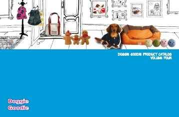 DOGGIE GOODIE PRODUCT CATALOG VOLUME FOUR