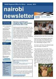 nairobi newsletter
