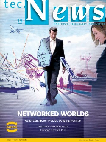 Networked worlds - Harting