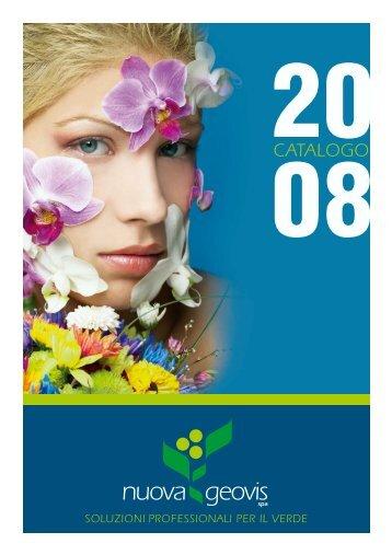 Catalogo 2008 - Nuova Geovis
