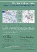 Programm - Collegium Helveticum - ETH Zürich - Seite 2