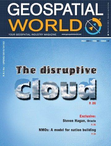 Geospatial World Magazine - GeoSpatialWorld.net