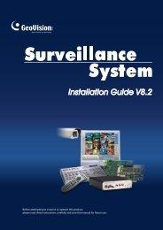 Installation Guide V8.2 - Video