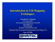 Introduction to 3-D Mapping Techniques - Triad Resource Center ...
