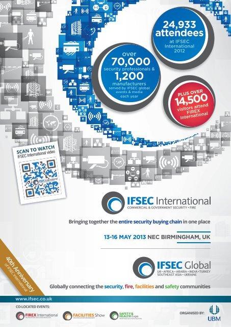 Sales Brochure - Ifsec