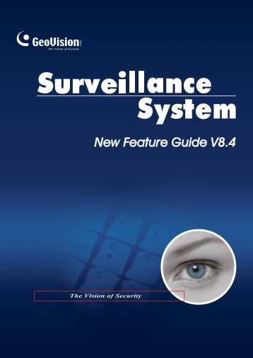 Geovision NVR Software Feature Guide - Use-IP
