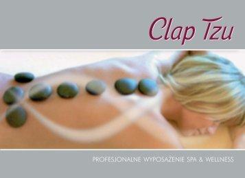 Clap Tzu katalog produktów.pdf - Szkolenia kosmetyczne