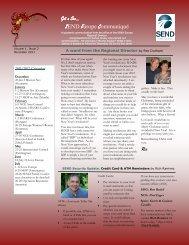 Newsletter December 2011 - SEND Spain Website