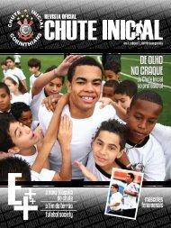 Revista Chute Inicial Sorocaba 1 edição