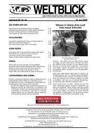 Rechte für sunnitische Frauen in Bahrain - IPS - WELTBLICK Online ...