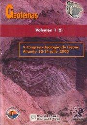 Caracterización de las familias hidrogeoquímicas en el ... - ulpgc