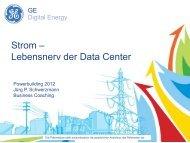 GE PowerPoint Template - PowerBuilding