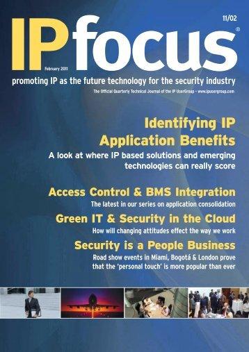 IPfocus - IP UserGroup