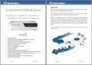GV-MINI DVR SYSTEM (M Series) - GeoVision