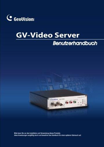 GeoVision GV-Data Capture Troubleshooting