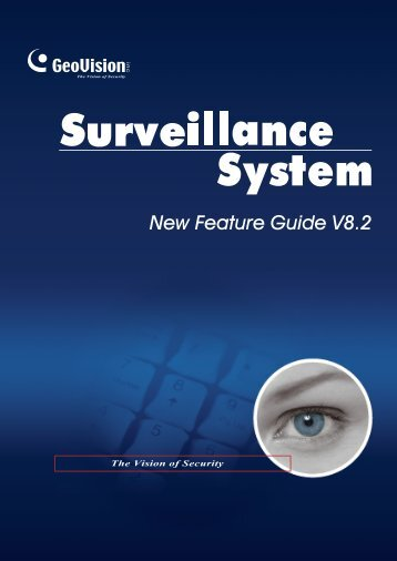 New Feature Guide V8.2 - Remote-security.com