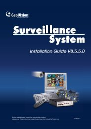 Installation Guide V8.5.5.0 - Ezcctv
