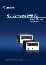 Compact DVR V2-En.pdf - Security Camera Systems