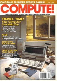 TRAVEL TIME! - TRS-80 Color Computer Archive