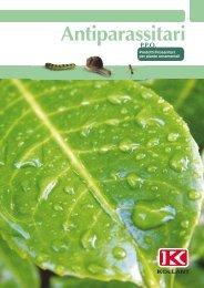 Antiparassitari - agricola Brogliano